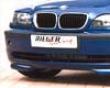 Rieger Front Lip Spoiler Bmw E46 Sedan 02-05