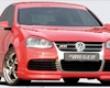 Rieger Front Lip Spoiler Volkswagen R32 Mkv 08+