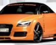 Rieger Ffont Lip Destroyer With 3 Intakes Audi Tt 8j S-line 07+