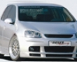 Rieger Front Lip Spoiler Without Ribs Volkswagen Golf V 06+