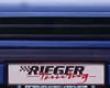 Rieger Gtx Con~ Spoiler Lip Volkswagen Golf Iii 93-99