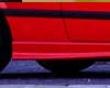 Rieger Infinity Left Side Skirt Bmw E36 Cabrio & Coupe 92-99