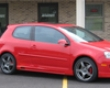 Rieger Left Side Skirt Volkswagen Golf Gti V 2dr 06+