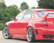 Rieger New Design Left Side Skirt With Vents Audi A4 B5 95-01