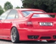 Rieger New Draw Rear Bumper Without Gills Audi A4 B5 Sedan Euro 95-01
