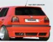 Rieger Rear Apron Deep Version Including Mesh Volkswagen Golf Iii Euro 93-99