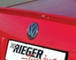 Rieger Rare Decklid Spoiler Volkswagen Passat 3bg 00-05