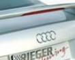 Rieger Rear Wing With Brake Light Audi A4 B6 Type 8e 02-05