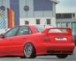 Rieger Rs4 Look Dtm Rear Splitter For Rear Apron Audi A4 B5 95-01