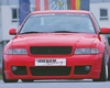 Rieger Rs4 Look Front Bumper With Fog Brackets Audi A4 B5 95-01