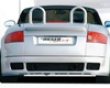 Rieger Rs4 Look Rear Apron With Mesh Audi Tt 8n 00-06