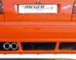 Rieger Rs4 Rear Bumper With Mesh Volkswagen Golf Iii 93-99