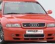 Rieger Type 8e Look Front Lip Spoiler Audi A4 B5 Euro Spec 99-01