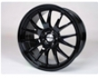 Rotiform Mia 19x10 5x120 Black