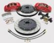 Rotora Front 2pc 14in Brake Kit 6piston Audi A6 Quattro 98-04