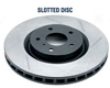 Rotora Rear Left Slotted Rotor Chevy Suburban 1500 (w/slip) 00-0