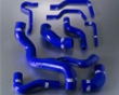 Samco Radiator / Coolant Hose 9pc Vw Golf Mk4 Vr6 12v Us Spec
