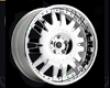Savini Forged Signature Series Sv13 Wheel 19x8.5