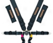 Schroth Racing Hybrid Ii Titanium Black Belt
