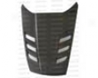 Seibon cAr Style Carbon Fiber Hood Dodge Viper 03-09