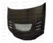 Seibon Carbon Fiber Cw-style Hood Mitsubishi Evo Viii Ix 03-07