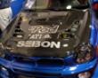Seibon Carbon Fiber Cw-style Hide Subaru Wrx 02-03