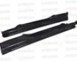 Seibon Carbon Fiber Cw-style Side Skirts Nissan 350z 02-05