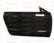 Seibon Carbon Fiber Doors Ford Mustang 05-08