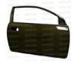 Seibon Carbon Fiber Doors Honda Civic 2dr   Hb 92-95