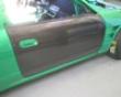 Seibon Carbon Fiber Doors Nissan 240sx S13 89-94
