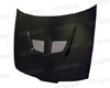 Seibon Catbon Fiber Evo-style Hood Acura Integra 90-93