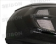 Seibon Carbon Fiber Evo-style Hood Acura Rsx 02-06