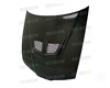 Seibon Carbon Fiber Evo-style Cover Honda Prelude 92-96