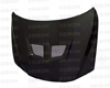 Seibon Carbon Fiber Evo-style Cover with a ~ Mazda 6 03-06