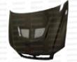 Seibon Carbon Fiber Evo-style Hood Mitsubishi Lancer 02-03
