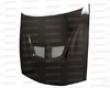 Seibon Carbon Fiber Evo-style Hood Mitsubishi Obscuration 92-94