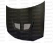 Seibon Carbon Fiber Evo-style Hood Nissan Sentra 0-03