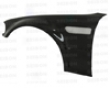 Seibon Carbon Fiber Front Fehders Bmw E46 M3 01-05