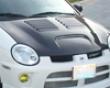 Seibon Carbon Fiber Gt-style Hood Dodge Srt4 03-05