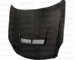 Seibon Carbon Fiber Js-style Hod Infiniti G35 Coupe 03-07