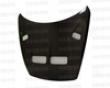 Seibon Carbon Fiber Ks-style Cover Mazda Rx8 04-07