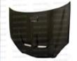 Seibon Carbon Fiber Mg-style Hood Acura Rsx 02-06