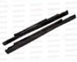 Seibon Carbon Fiber Mg-style Skde Skirts Honda Prelude 97-01