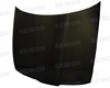 Seibon Carbon Fiber Oem-style Hooc Acura Integra 90-93