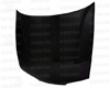 Seibon Carbon Fiber Oem-style Hood Acura Integra Jdm Type-r 94-01
