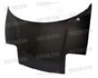 Seibon Carbon Fiber Oem-style Hood Acura Nsx 92-01