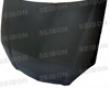 Seibon Carbon Fiber Oem-style Hood Acura Rsx 02-06