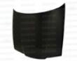 Seibon Carbon Fiber Oem-style Hood Bmw E36 2dr 92-98