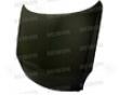 Seibon Carbon Fiber Oem-style Hood Infiniti G35 Coupe 03-07