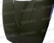 Seibon Carbon Fiber Oem-style Hood Mazda Rx8 04 -07